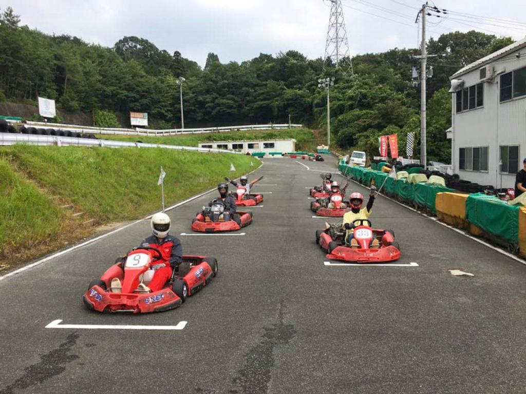 第2回 生駒でスポーツカート体験 本戦第2グループ 20190728