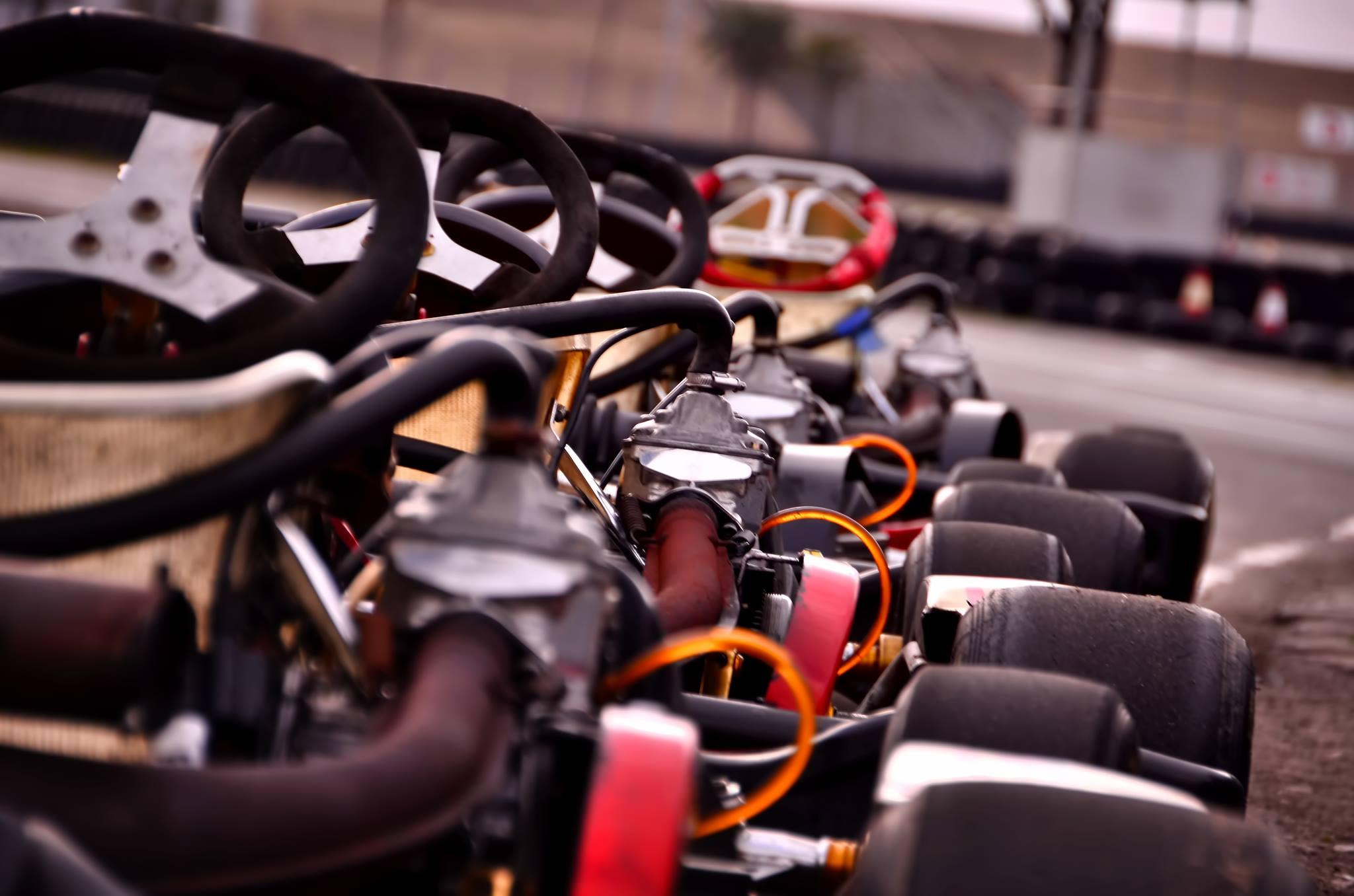 奈良県生駒市 スポーツカート体験イベント イメージ写真